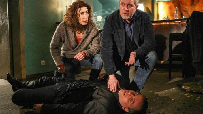"""Tatort: """"Deckname Kidon"""" mit Adele Neuhauser und Harald Krassnitzer"""