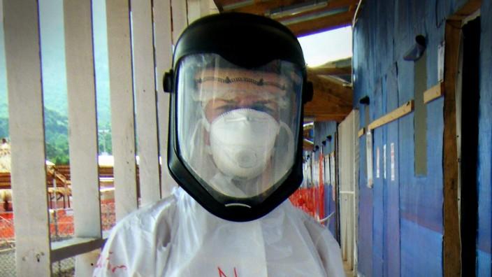 Schottische Ebola-Patientin