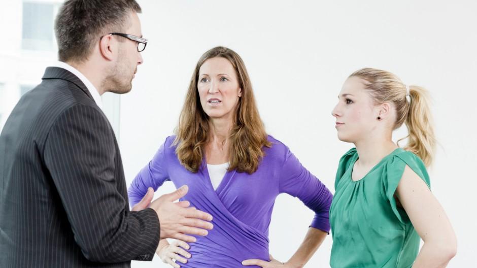 Aussitzen bringt nichts - So lösen Teams ihre Konflikte selbst