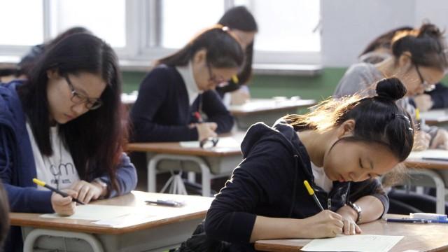 Schule Südkorea