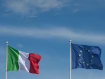 EU Italien Zukunft