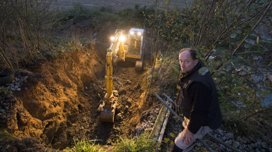 Umweltskandal Umweltskandal im Bayerischen Wald