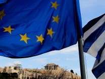 Griechen raus aus Eurozone?