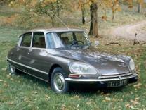 Citroën DS von 1955
