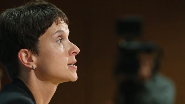 Frauke Petry, AfD