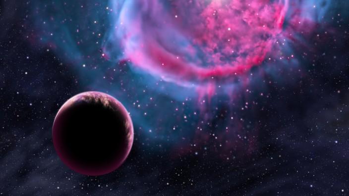 Erdähnlicher Planet