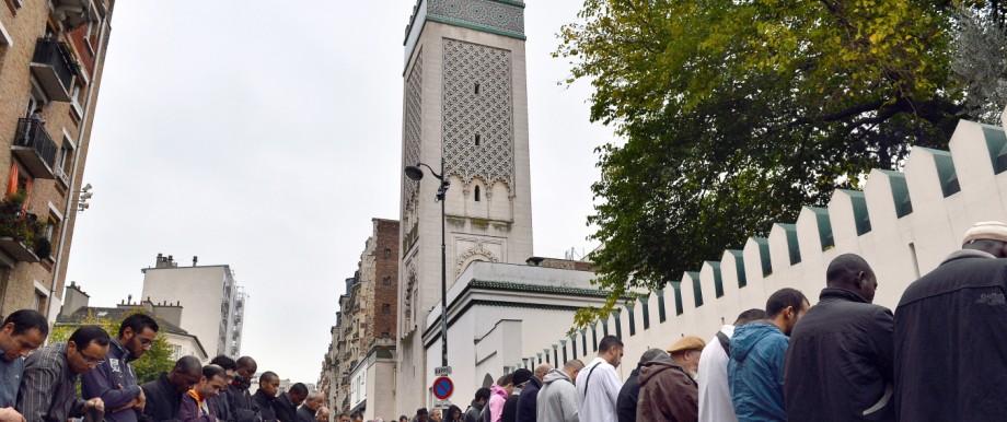 Paris Moschee