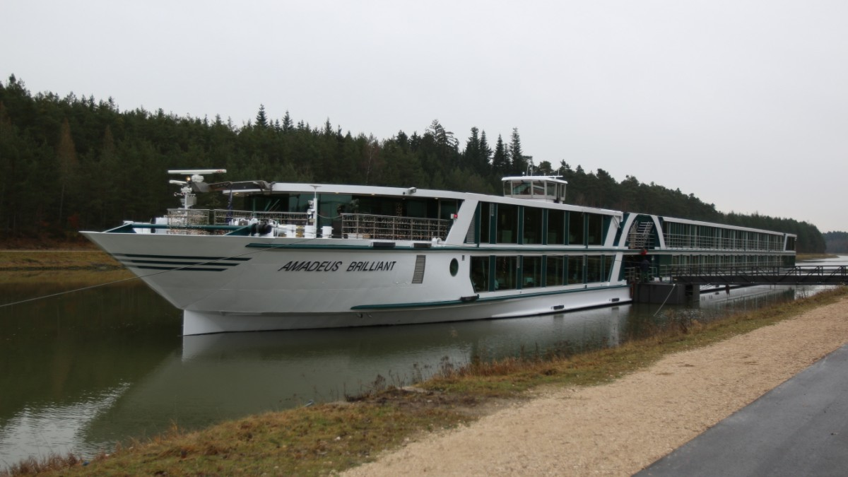 Flusskreuzfahrten in Bayern - Der Touristenkanal - Bayern ...