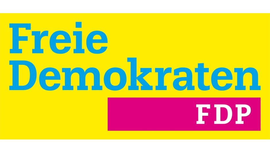FDP Neues Logo der FDP