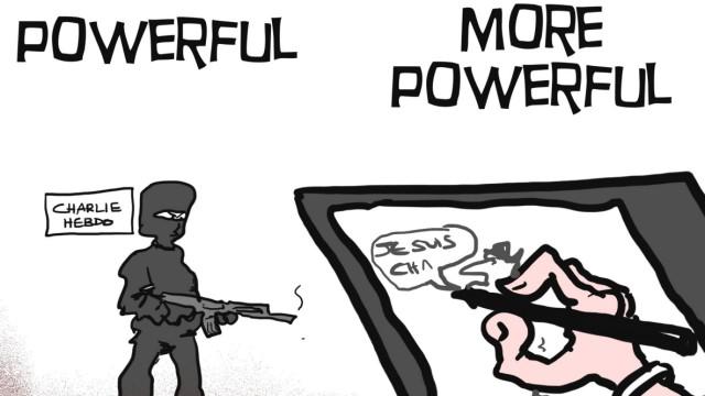Anschlag auf Charlie Hebdo Presseschau