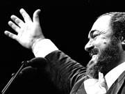 Startenor Luciano Pavarotti