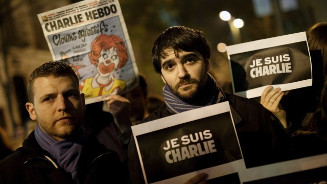 Global Reaction To The Terrorist Attack On French Newspaper Charlie Hebdo