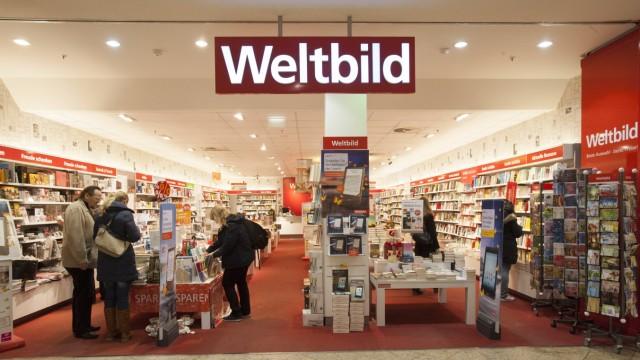 Weltbild Filiale in München, 2014