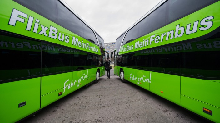 MeinFernbus und FlixBus fusionieren