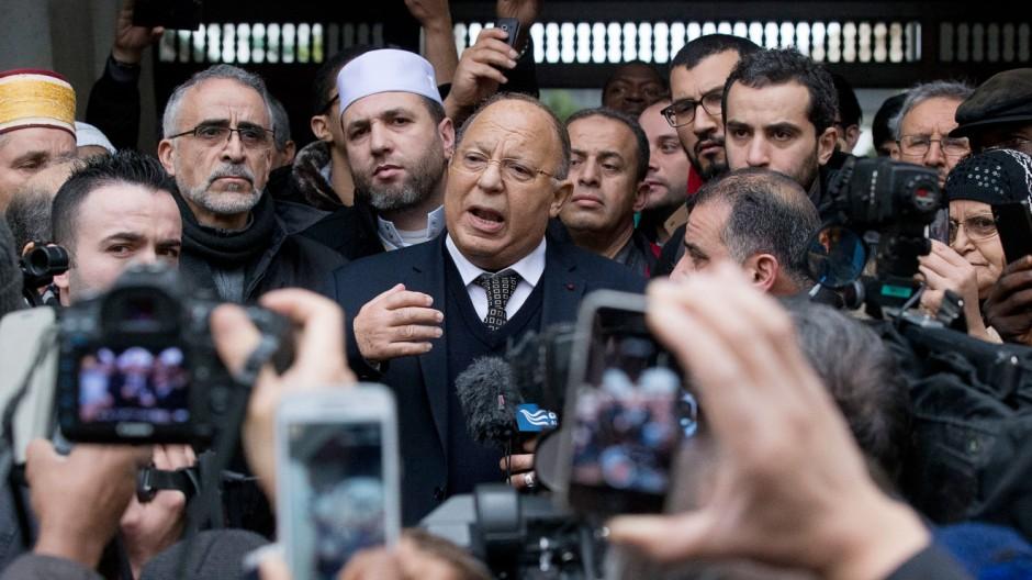 Anschlag auf Charlie Hebdo Muslime in Frankreich
