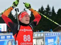 Weltcup Biathlon