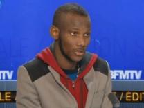Lassana Bathily BFMTV
