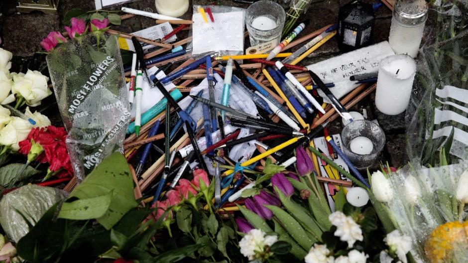 Anschlag auf Charlie Hebdo Pluralismus in der westlichen Welt