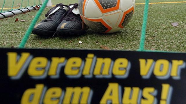 Fußballerstreik in Württemberg