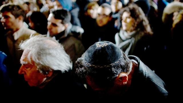 Anschlag auf Charlie Hebdo Juden in Frankreich