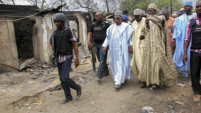 Baga in Nigeria