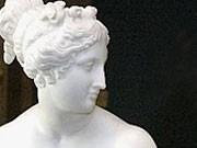 Aphrodite alias Venus - der Inbegriff der Schönheit. Foto: AP/Bearbeitung: sueddeutsche.de