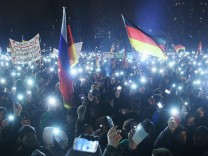 Pegida Demonstrations Continue