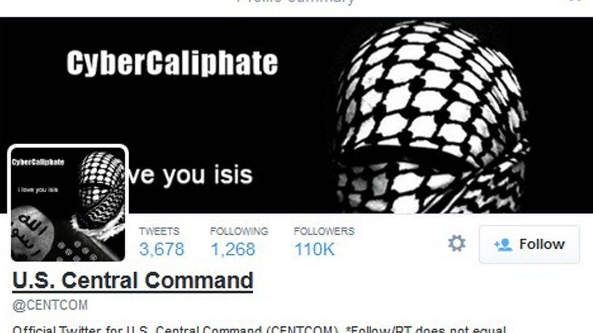 Islamisten knacken Pentagon-Konten