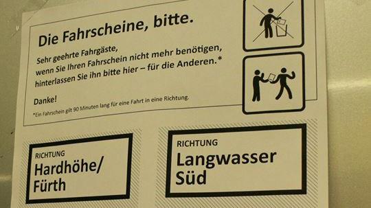Öffentlicher Nahverkehr Nürnberg