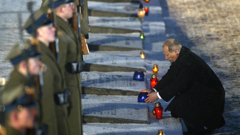 Ukraine im Umbruch Russischer Präsident