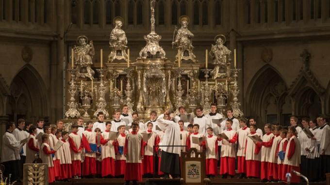 Die Regensburger Domspatzen. (Foto: picture alliance / dpa)