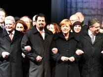 Mahnwache gegen Terror