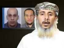"""Al-Kaida im Jemen bekennt sich zu Anschlag auf ´Charlie Hebdo"""""""