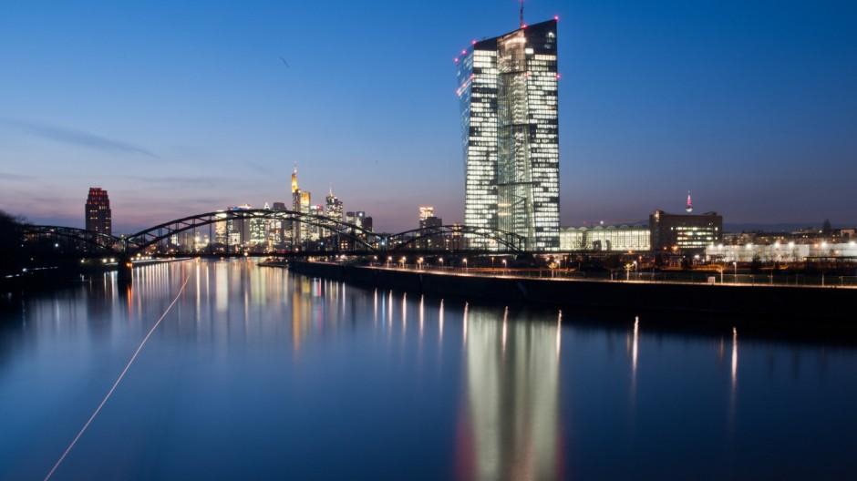 EZB-Neubau Frankfurt