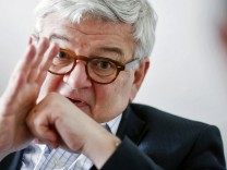 Joschka Fischer Grüne Europa Ex-Außenminister 2014