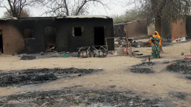 Boko-Haram-Angriff in Baga