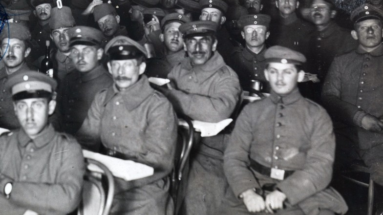 Erster Weltkrieg Jüdische Soldaten im Ersten Weltkrieg