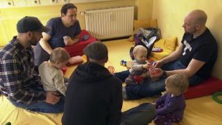 Doku über Männer In Elternzeit Vater Kind Kündigung Karriere