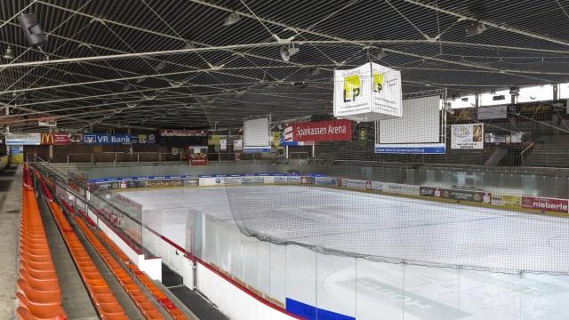 Bayern Neubau von Eishockey-Arena