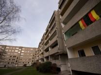 Spekulationen um Tod eines Afrikaners in Dresden
