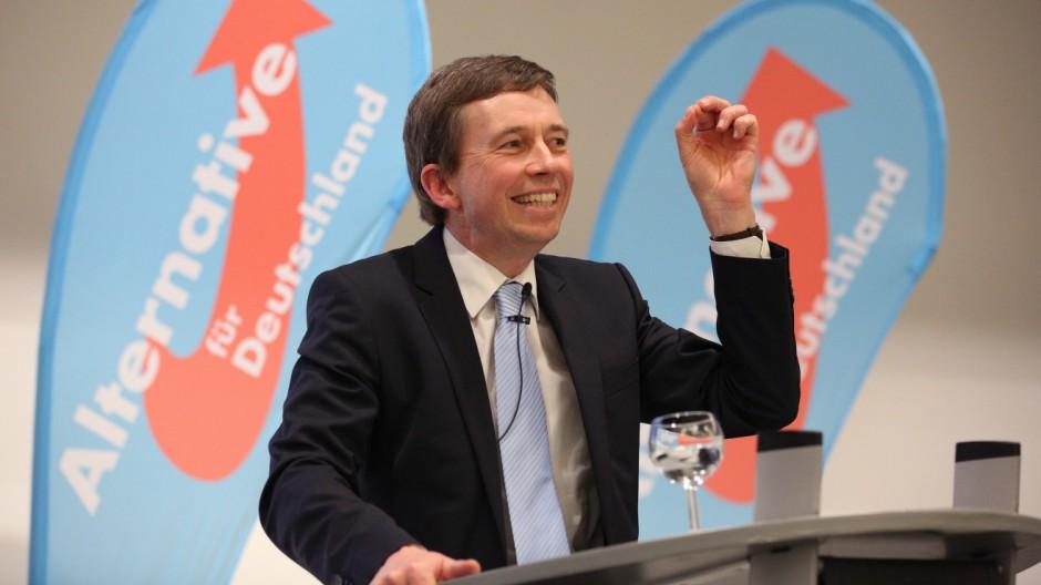Wahlkampfauftakt der AfD in Hamburg