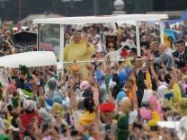 Papst Franziskus in Manila