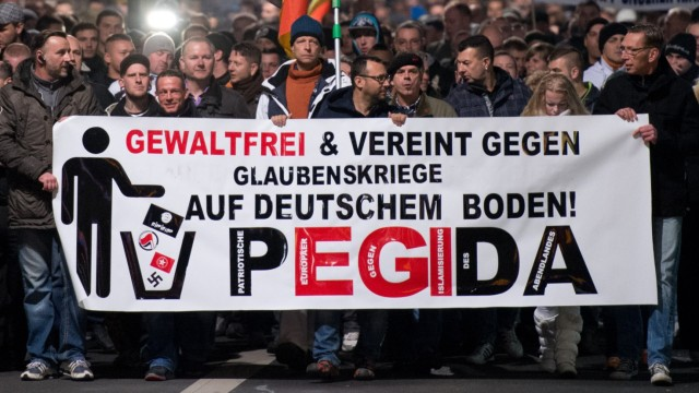 Pegida-Demonstration