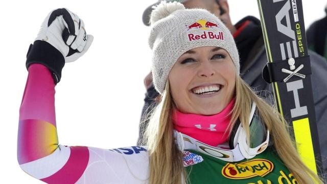 Alpine Ski World Cup Women's SuperG