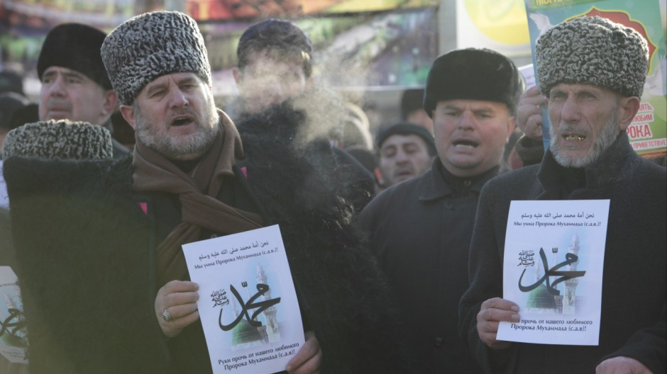 Tschetschenien Tschetschenien