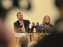 Pegida-Pressekonferenz