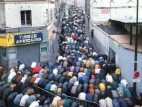 Moslems in Paris