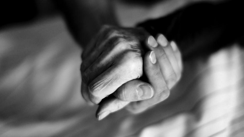 Sterbebegleitung Palliativmedizin