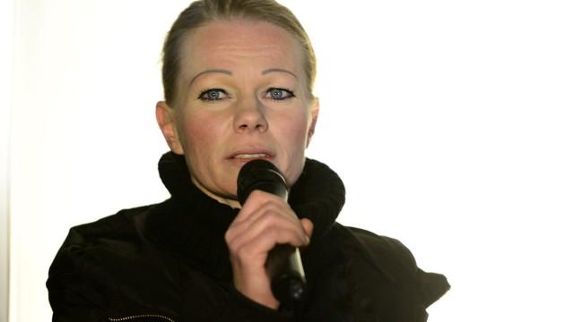 Pegida Kathrin Oertel