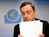 EZB-Pressekonferenz